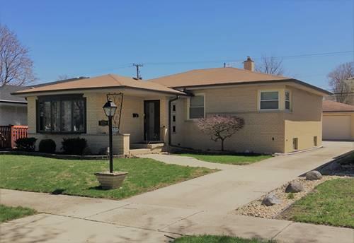 5329 Oakdale, Oak Lawn, IL 60453
