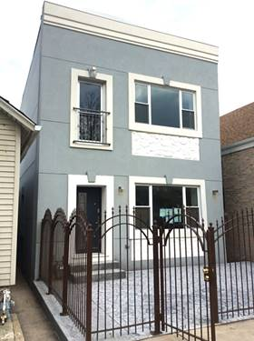 3811 S Wallace, Chicago, IL 60609 Bridgeport