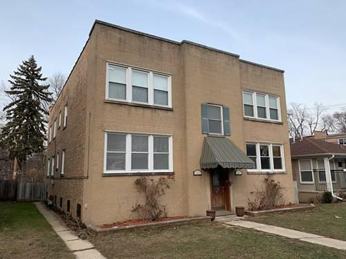 715 Brummel Unit 1, Evanston, IL 60202