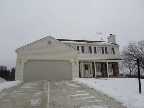 45 N Walnut, Streamwood, IL 60107