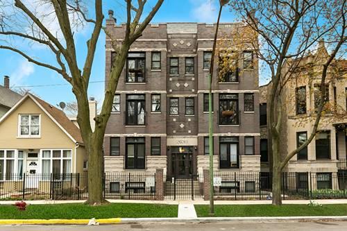 2630 N Washtenaw Unit 2S, Chicago, IL 60647 Logan Square
