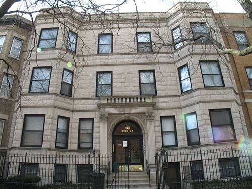 3822 N Sheffield Unit 2, Chicago, IL 60613 Lakeview