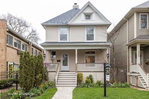 4851 N Hermitage, Chicago, IL 60640 Ravenswood