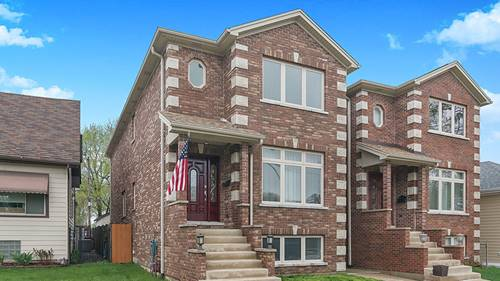 3046 N Olcott, Chicago, IL 60707 Belmont Heights