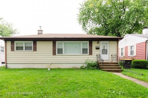 17333 Roy, Lansing, IL 60438