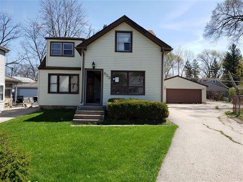 523 Arbor, Round Lake Park, IL 60073