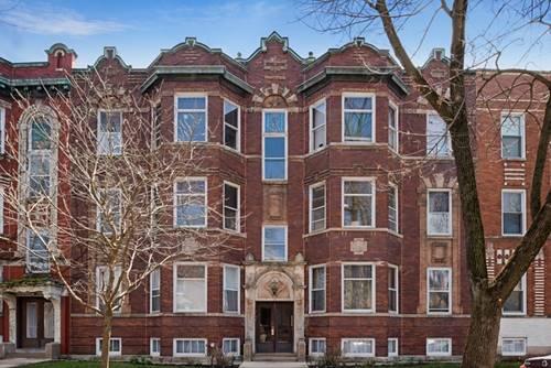2131 W Cortez Unit 2, Chicago, IL 60622 Ukrainian Village