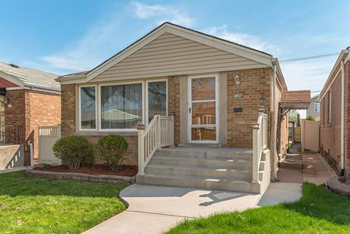 5143 S Meade, Chicago, IL 60638 Garfield Ridge