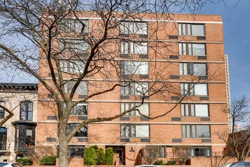 2007 N Sedgwick Unit 503, Chicago, IL 60614 Lincoln Park
