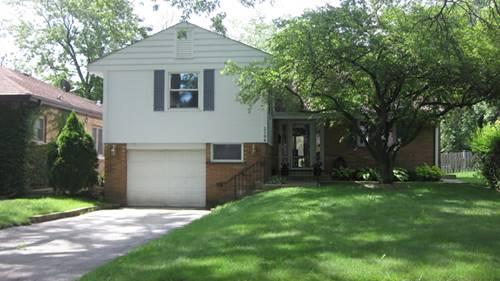 2106 Evans, Flossmoor, IL 60422