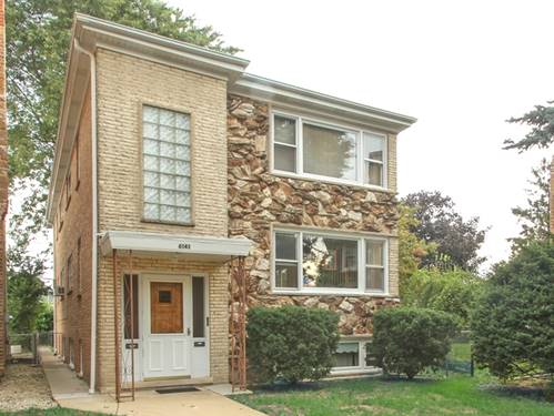 6148 W Thorndale, Chicago, IL 60646 Norwood Park