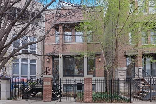 1805 N Hoyne, Chicago, IL 60647 Bucktown