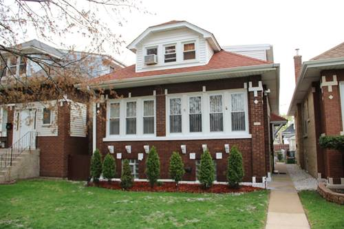 5111 W George, Chicago, IL 60641 Old Irving Park