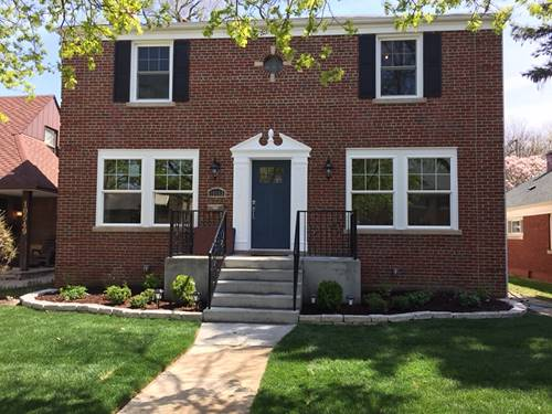 10553 S Talman, Chicago, IL 60655 West Beverly