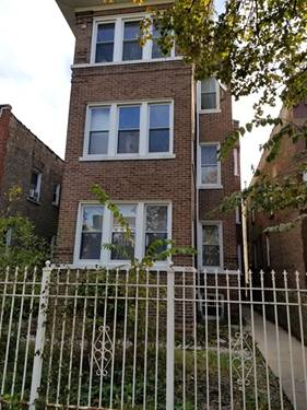 4837 N Sawyer, Chicago, IL 60625 Albany Park