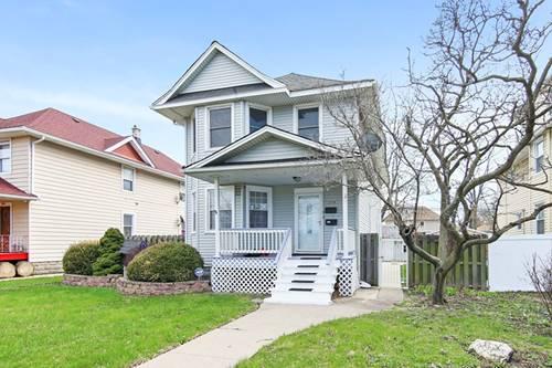 3719 W 63rd, Chicago, IL 60629 West Lawn