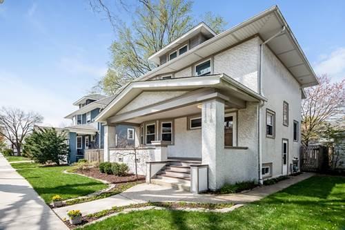 725 Carpenter, Oak Park, IL 60304