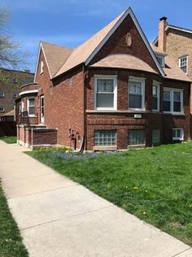 4900 N Hamlin, Chicago, IL 60625 Albany Park