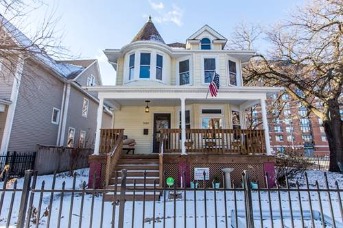 7430 N Paulina, Chicago, IL 60626 Rogers Park