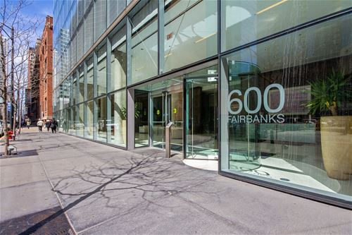 600 N Fairbanks Unit 3108, Chicago, IL 60611 Streeterville