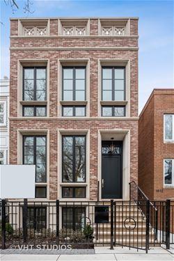 1810 N Hudson, Chicago, IL 60614 Lincoln Park