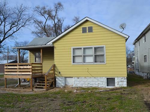 124 E Main, Braidwood, IL 60408