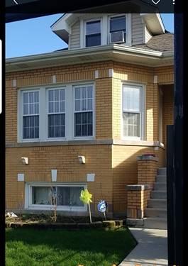 5335 W Oakdale, Chicago, IL 60641 Belmont Cragin