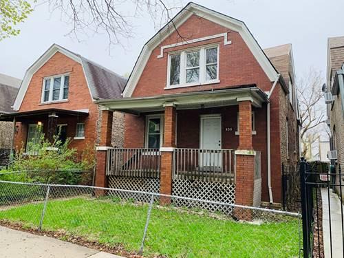 838 N Keystone, Chicago, IL 60651 Humboldt Park