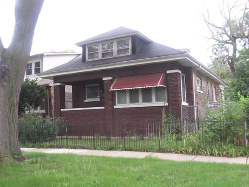 8151 S Woodlawn, Chicago, IL 60619 Avalon Park