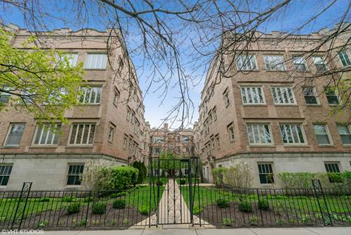 4217 N Paulina Unit 1F, Chicago, IL 60613 South East Ravenswood