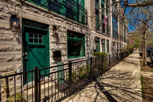 1710 W Pearson, Chicago, IL 60622 East Village