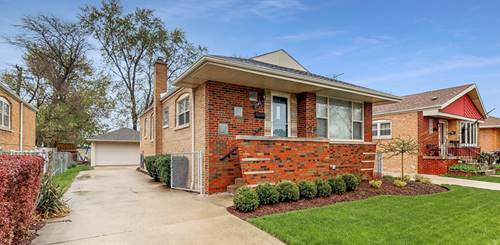 3940 W 107th, Chicago, IL 60655 Mount Greenwood