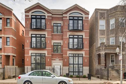 2837 W Lyndale Unit 1A, Chicago, IL 60647 Logan Square
