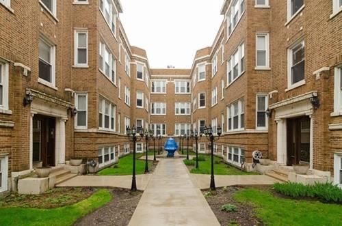 6908 N Lakewood Unit 3W, Chicago, IL 60626 Rogers Park