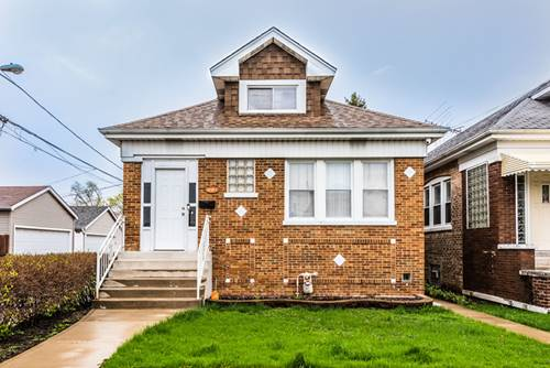 4543 N Mason, Chicago, IL 60630 Jefferson Park