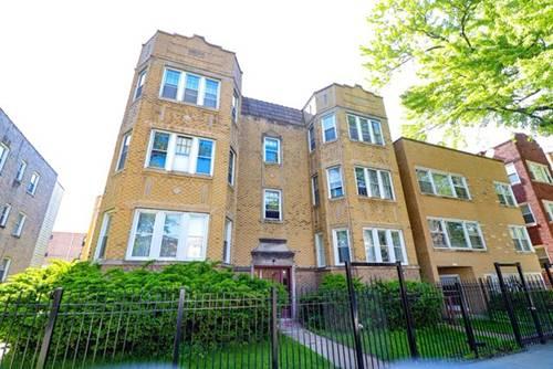 6216 N Mozart Unit 1N, Chicago, IL 60659 West Ridge
