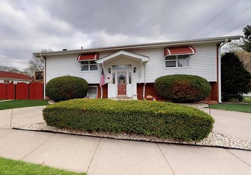 4540 W 99th, Oak Lawn, IL 60453