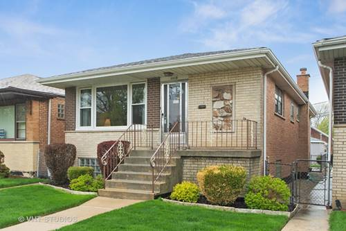 11118 S Spaulding, Chicago, IL 60655 Mount Greenwood