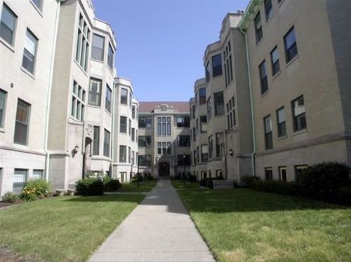 1430 W Lunt Unit 3W, Chicago, IL 60626 Rogers Park