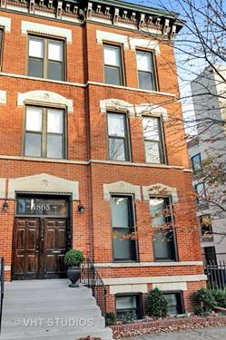 1865 N Halsted Unit 1S, Chicago, IL 60614 Lincoln Park