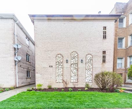 6831 N Northwest Unit 1S, Chicago, IL 60631 Edison Park