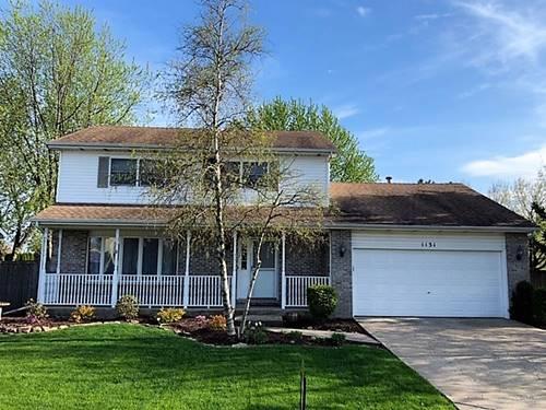 1131 Ranchwood, Shorewood, IL 60404