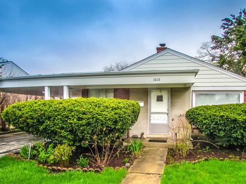 1603 S Cumberland, Park Ridge, IL 60068