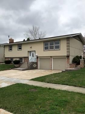 15254 Ventura, Oak Forest, IL 60452