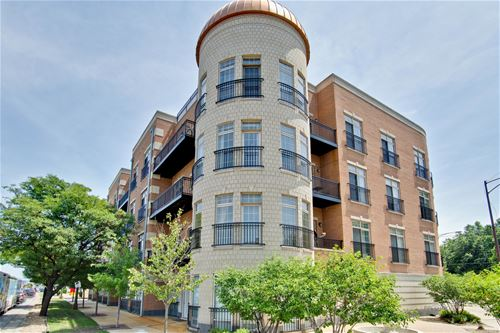 6419 W Touhy Unit 4F, Chicago, IL 60646 Edgebrook