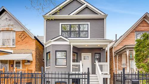 3452 W Hirsch, Chicago, IL 60651