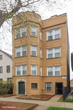 2444 N Campbell Unit 3, Chicago, IL 60647 Logan Square