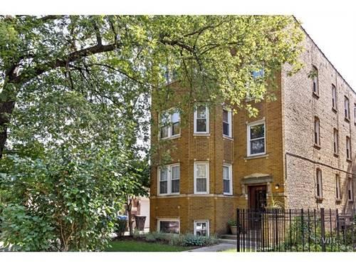 2613 W Leland Unit 3, Chicago, IL 60625