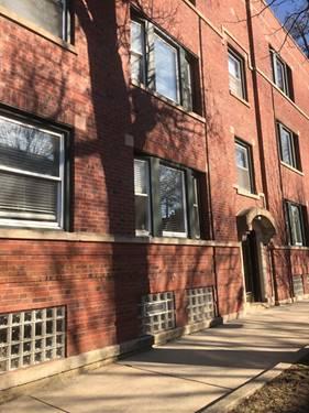 3557 N Hamilton Unit 2, Chicago, IL 60618 Roscoe Village