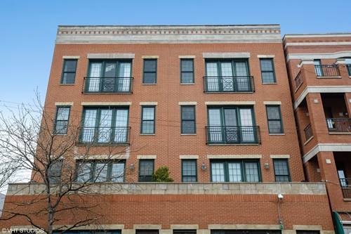 1836 W Belmont Unit 4, Chicago, IL 60657 Roscoe Village
